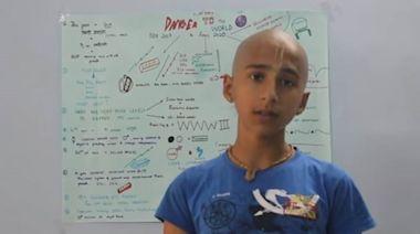 印度神童談到台灣 預言這4國再爆疫情 - 工商時報