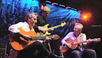 Three legendary guitarists earn 7.9M views with mindboggling cover