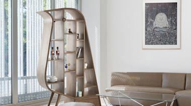 【家居 設計】充滿想像力又實用的三種儲物櫃推薦
