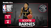 Raptors take Florida State guard Scottie Barnes with No. 4 pick