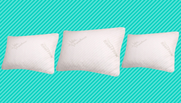 'My migraines have all but stopped': These memory foam pillows are up to 60 percent off at Amazon