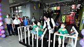 彰縣四家非營利幼兒園聯合揭牌 共可招收362名幼兒