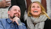 Benji Madden Praises Cameron Diaz on First Mother's Day