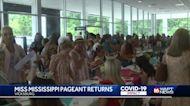 Miss Mississippi pageant events underway in Vicksburg