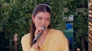 Lorde releases new music for 1st time in 4 years