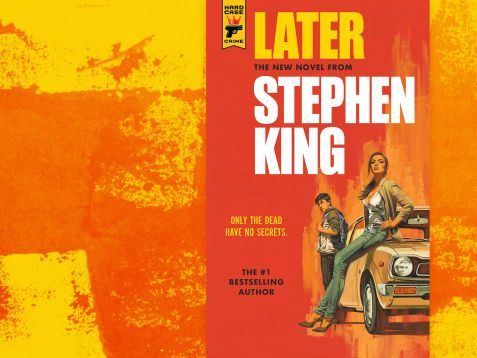 Stephen King's Later isn't his best, but it's got one hell of a surprise for his Constant Readers