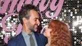 Jessica Chastain and Husband Gian Luca Passi de Preposulo Have Fun Date Night at Tammy Faye Premiere
