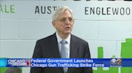 Attorney General Merrick Garland Announces Gun Trafficking Strike Force; Some Chicago Advocates Disagree With Approach