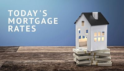 Today's Mortgage Rates -- October 11, 2021: Rates Up for Fixed-Rate Mortgages