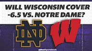 Betting: Will Wisconsin cover -6.5 vs. Notre Dame?