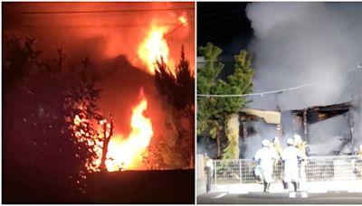 想追女同學被「已讀不回」 19歲男捅死她爸媽、放火燒掉整間房