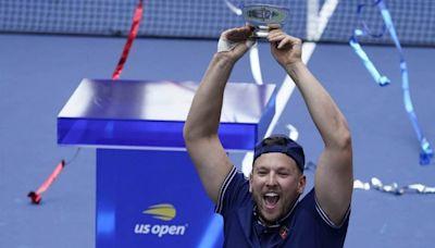 輪椅網球2選手達成「年度金滿貫」 「網球大師」獲生涯第15座四大賽冠軍