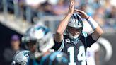 Analysis: Sam Darnold has put the Carolina Panthers in a bad spot