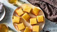 Lemony Cornbread Snacking Cake Recipe on Food52