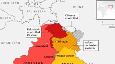 India-Pakistan tensions escalate over Kashmir