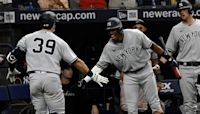 Yankees vs Rays: Ryan LaMarre on big 4-3 win, Chapman's save | Yankees Post Game