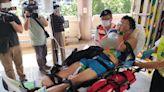 渣打馬拉松|20跑手不適送院1人危殆 逾400人受傷