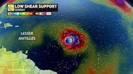 New tropical storm has Caribbean on high alert