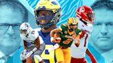Three-round NFL mock draft: Kiper and McShay play GM and alternate picks