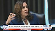 VP Harris criticized for remark on rural Americans and voter ID
