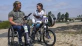 A BMX couple, his paralyzing accident and their return to the Olympics