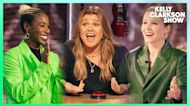 Kristen Bell and Kirby Howell-Baptiste Get Competitive With Kelly In 'Queenpins' Categories Game