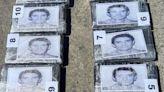Naufragio, muerte y cocaína en el Río: ¿quién es el narco de las fotos en los paquetes con droga?