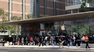 蘋果信義A13開幕啦!台灣首家旗艦店超酷4大亮點