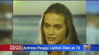 'Mod Squad' Actress Peggy Lipton Dies At 72