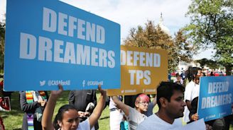 Immigrants From Honduras and Nepal Are Suing the Trump Administration Over the End of Their Temporary Protected Status