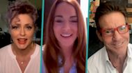 Lindsay Lohan, Dennis Quaid & 'The Parent Trap' Stars Reunite For First Time Ever