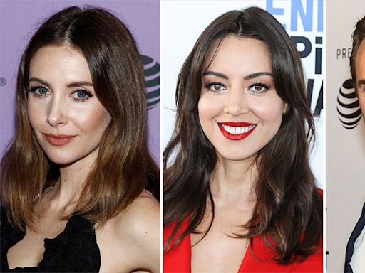 Alison Brie, Aubrey Plaza, Alessandro Nivola Top Ensemble Comedy 'Spin Me Round' From Limelight & Duplass Brothers