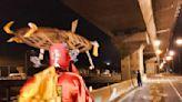 彰化和美23日晚「送肉粽」路線圖公布生人迴避