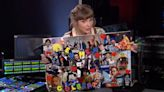 Taylor Swift Shows Off Stephen Colbert 'Mood Board' to Clarify Song 'Hey Stephen' Isn't About Him