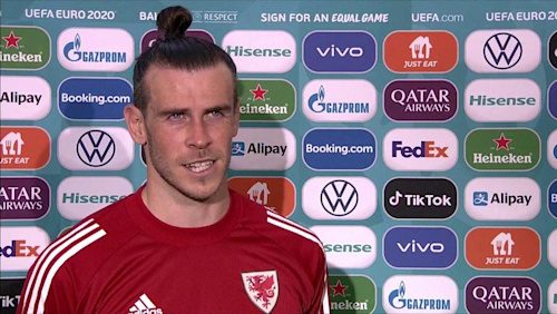 'We have to take the positives and recover' - Bale