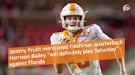 Harrison Bailey 'will definitely play' against Florida