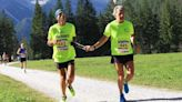 Giovanni, il runner col bastone: «Quando corro mi dimentico di essere diventato cieco»