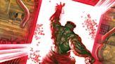 The Immortal Hulk's Penultimate Issue Promises a Major Superhero Confrontation