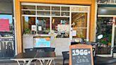 新埔站|貓咪與太空人的結合 ‧ 有可愛店貓十六的咖啡廳1966 cafe ‧ 位於致理科技大學後門有美味甜點搭配濃醇咖啡