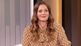 Drew Barrymore Chokes Up During Reunion With Lucy Liu & Cameron Diaz