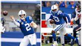 Carson Wentz, Darius Leonard Make PFF's 'NFL Week 6 Team of the Week'