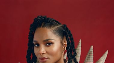 Ciara on Life with Russell, Self-Care, and Parenting in a Pandemic