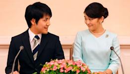 Japan's Princess Mako finally marries commoner boyfriend Kei Komuro