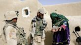 First group of evacuated Afghans arrive on U.S. soil