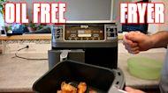 Ninja Foodi dual temperature control air fryer: Amazon quick review