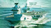 【軍事熱點】英國遠征編隊行動細節 將駛過南海東海
