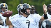 Steelers, Ben Roethlisberger get started breaking in new offensive line as camp begins