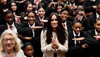 Meghan Markle Marks International Women's Day by Writing an Inspiring Letter to Students
