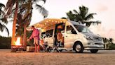 Airstream's New Tommy Bahama Edition Turns a Mercedes Sprinter Into a Traveling Beach Bungalow