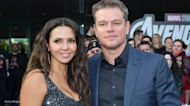 Matt Damon reveals his daughter Alexia, 21, had COVID-19 and has recovered